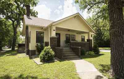 Manhattan KS Single Family Home For Sale: $192,900