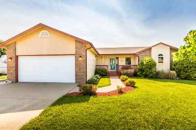 Single Family Home For Sale: 8629 Eagles Landing Circle
