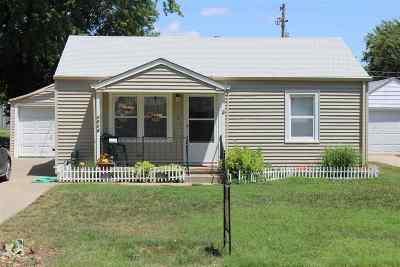 Abilene Single Family Home For Sale: 1214 NW 2nd