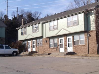 Junction City Multi Family Home For Sale: 1204-1218 S Jackson Street