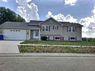 Junction City Single Family Home For Sale: 1509 Forest Park Lane
