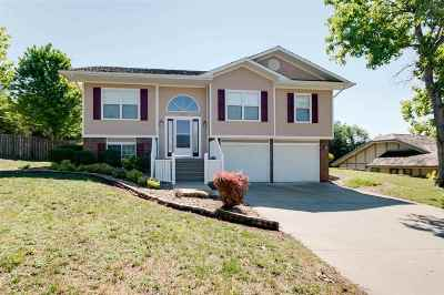 Junction City Single Family Home For Sale: 507 Holly Lane