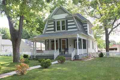 Clay Center Single Family Home For Sale: 1410 5th Street