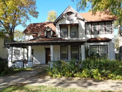Junction City Single Family Home For Sale: 434 W 3rd Street