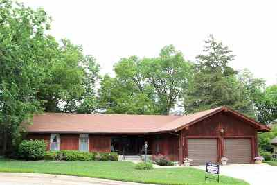 Manhattan KS Single Family Home For Sale: $276,500