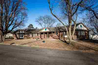 Junction City Single Family Home For Sale: 815 S Adams Street