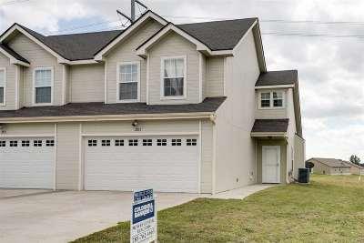 Junction City Single Family Home For Sale: 2823 Elm Creek