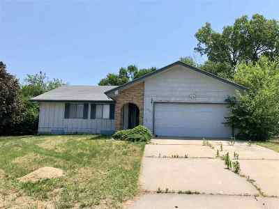 Junction City Single Family Home For Sale: 1320 Skyline Circle