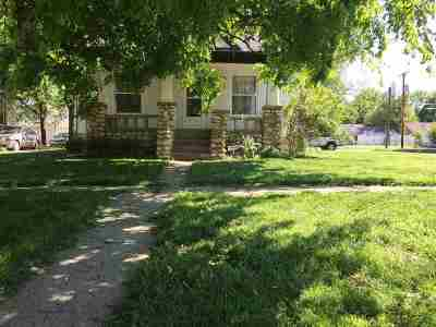 Junction City Single Family Home For Sale: 639 W 5th Street