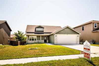 Junction City Single Family Home For Sale: 1915 Sutter Woods Road