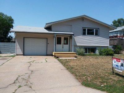 Abilene Single Family Home For Sale: 308 Hilltop Drive
