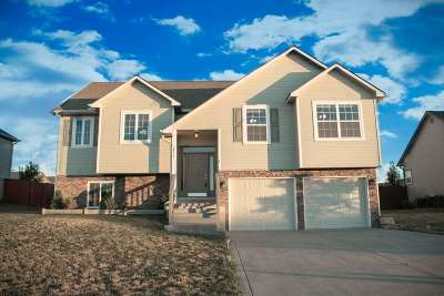 Junction City Single Family Home For Sale: 1817 Nicole Lane