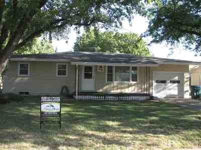 Abilene Single Family Home For Sale: 210 Hilltop Drive