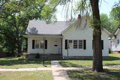 Abilene Single Family Home For Sale: 910 N Cedar Street
