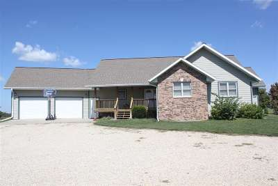 Clay Center Single Family Home For Sale: 1811 Overview Drive