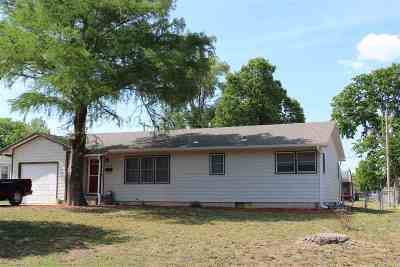 Abilene Single Family Home For Sale: 1400 NW 4th Street