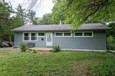 Manhattan Single Family Home For Sale: 770 Midland Drive