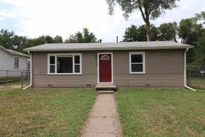 Junction City Single Family Home For Sale: 1216 Downtain