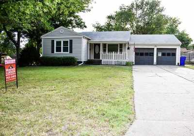 Junction City Single Family Home For Sale: 114 Sunrise Hill Drive