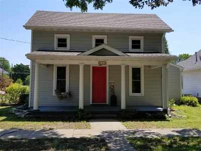 Abilene Single Family Home For Sale: 815 N Kuney Street
