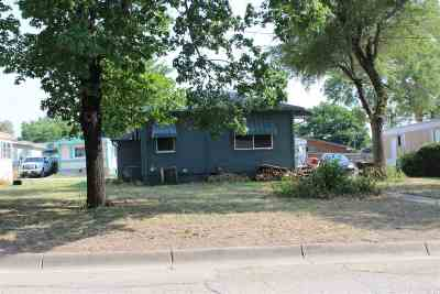 Abilene Single Family Home For Sale: 1400 NW 2nd Street