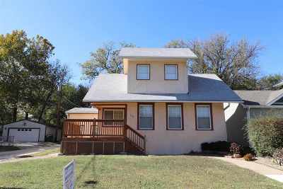 Junction City Single Family Home For Sale: 116 N Jefferson