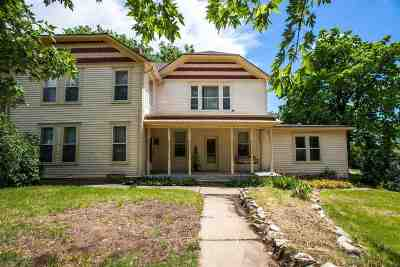 Alma Single Family Home For Sale: 617 Nebraska Street