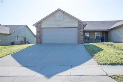 Junction City Single Family Home For Sale: 1808 Hickory Lane