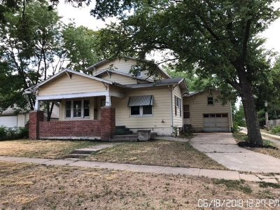 Abilene Single Family Home For Sale: 607 N Kuney Street