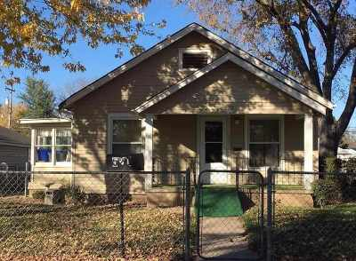 Junction City Single Family Home For Sale: 520 W 8th Street