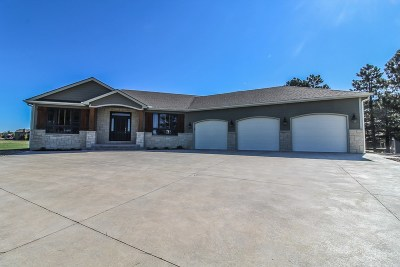 St. George Single Family Home For Sale: 3485 Vineyard Road