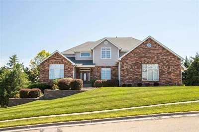 Riley County Single Family Home For Sale: 1506 Barrington Drive