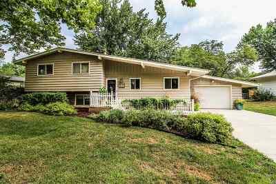 Manhattan Single Family Home For Sale: 2920 James Avenue