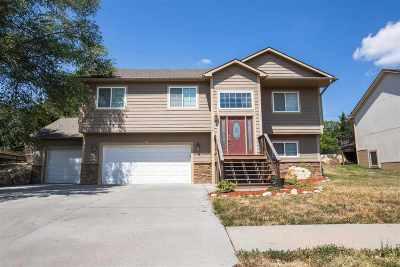 Junction City Single Family Home For Sale: 1018 S Webster Street