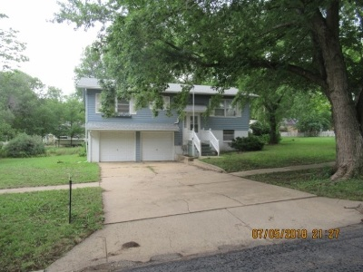 Dickinson County Single Family Home For Sale: 409 W 1st Street