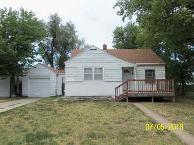 Junction City Single Family Home For Sale: 636 W 5 Street