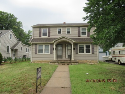 Junction City Multi Family Home For Sale: 714-716 W 5th Street