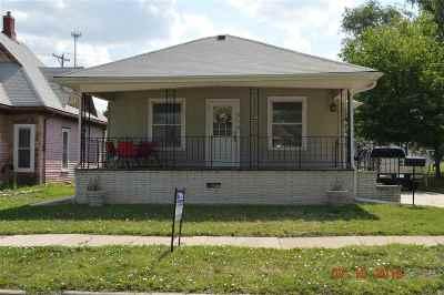 Herington Single Family Home For Sale: 518 N C Street
