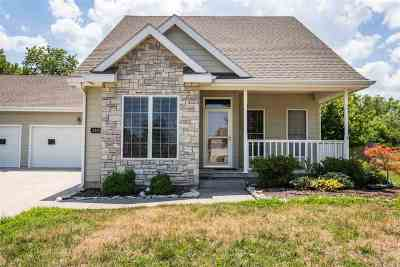 Manhattan Single Family Home For Sale: 3895 Golden Eagle Drive