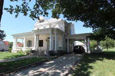 Abilene Single Family Home For Sale: 800 N Buckeye Avenue