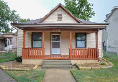 Junction City Single Family Home For Sale: 435 W 9th Street
