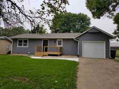 Abilene Single Family Home For Sale: 204 Hilltop Drive