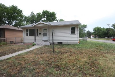 Junction City Single Family Home For Sale: 802 W 9th Street