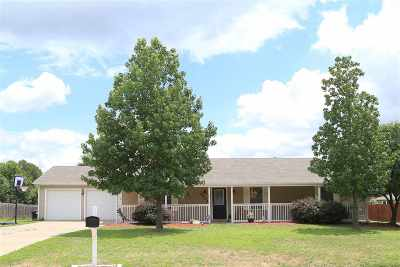 Manhattan KS Single Family Home For Sale: $179,500