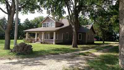 Abilene Single Family Home For Sale: 977 2100 Avenue