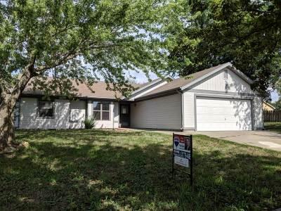 Single Family Home For Sale: 1303 Caroline Avenue