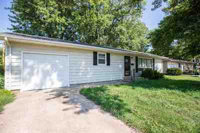 Wamego Single Family Home For Sale: 914 Ash Street
