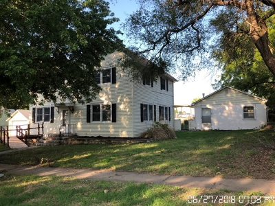 Dickinson County Single Family Home For Sale: 226 S Bridge Street
