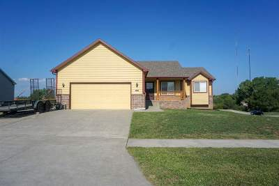 Single Family Home For Sale: 1034 Coyote Drive