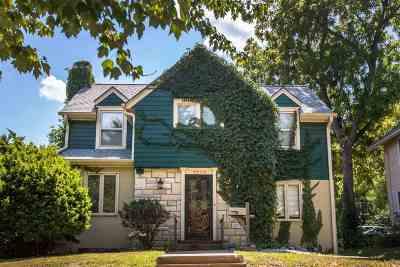 Manhattan Single Family Home For Sale: 1715 Laramie Street